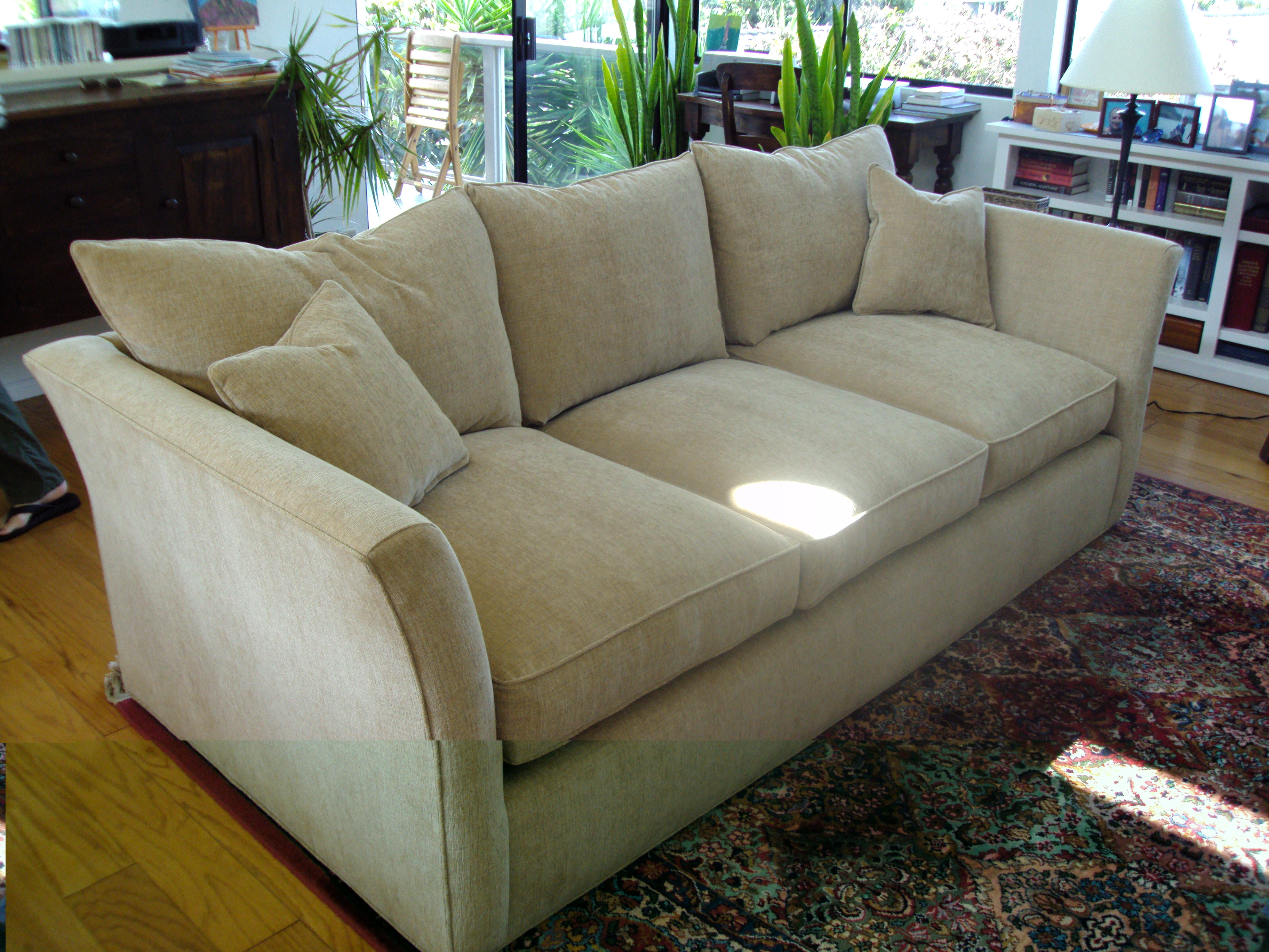 Studio City CA Restoration Reupholstery Custom Furniture Upholstery